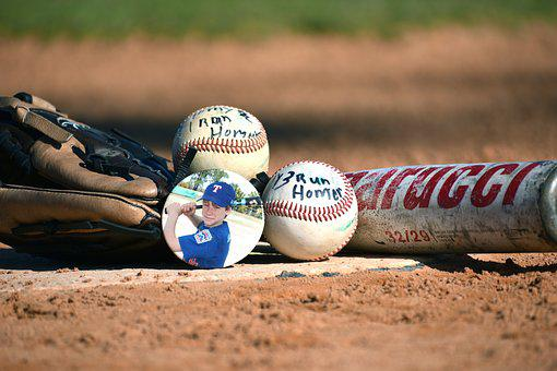 Baseball, Youth Baseball, Bat, Sport, Game, Play