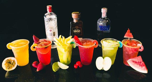 Cocktail, Michelada, Beer, Cocktails, Alcohol, Bar