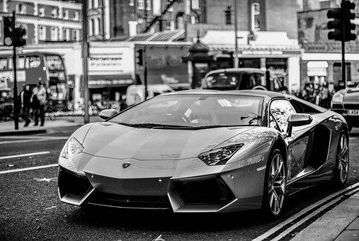 Lamborghini, Supercar, Modern, Car, Speed, Drive, Fast