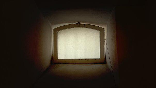 Window, Dark, Light, Facade, Shadow, Architecture