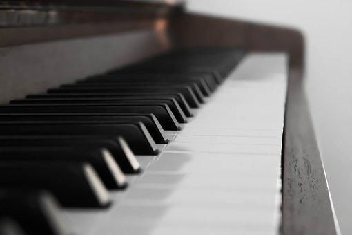 Piano, Keys, Music, Piano Keyboard, Instrument