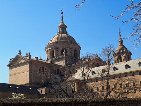 Mosteiro Do Escorial, Spain, Place, Houses, Monastery