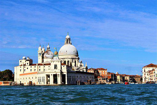 Venice, Italy, Architecture, Destination, Palace