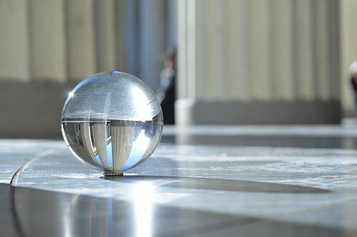 Glass Ball, Photography, Photographer, Photograph