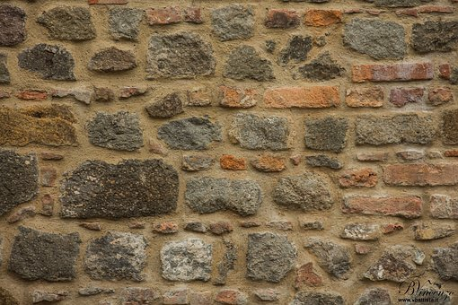 Bricks, Wall, Old Wall, Brick, Texture, Urban, Plaster