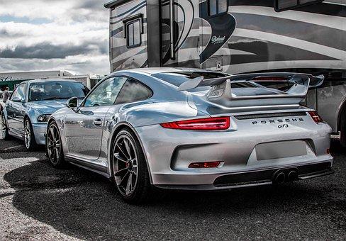 Porsche, 911, Car, Auto, Motor, Show, Transportation