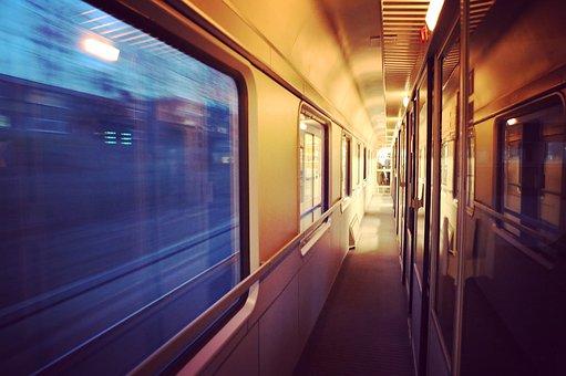 Train, Old, Traditional, Travel, Railway