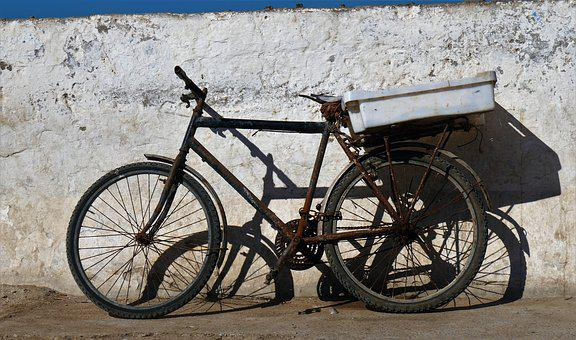 Bike, Old Bicycle, Gents Cycles, Two Wheeled Vehicle