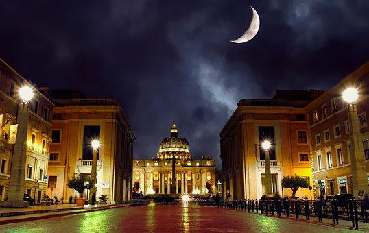 Rome, Church, Architecture, European, Historical
