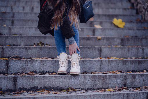 Fashion, People, Adult, Attractive, Autumn, Background