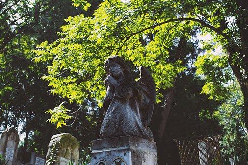 City, Architecture, Angel, Angelic, Autumn, Autumnal