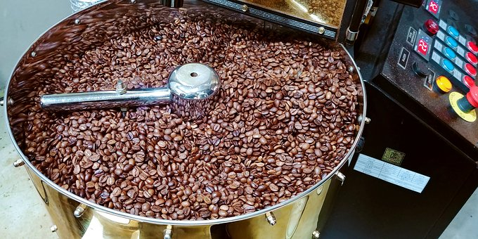 Roasting Beans, Topper From To, Bean