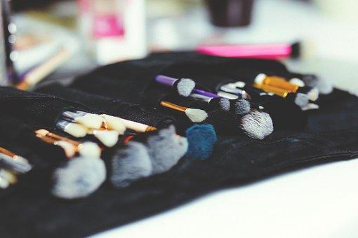 Background, Beautiful, Beauty, Black, Blush, Brush