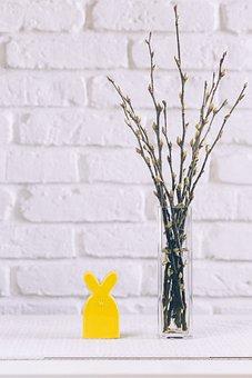 Blossom, Bouquet, Branch, Brick, Bricks, Bunny, Cloth