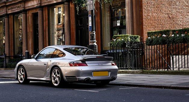 Supercar, Porsche, Car, Sports Car