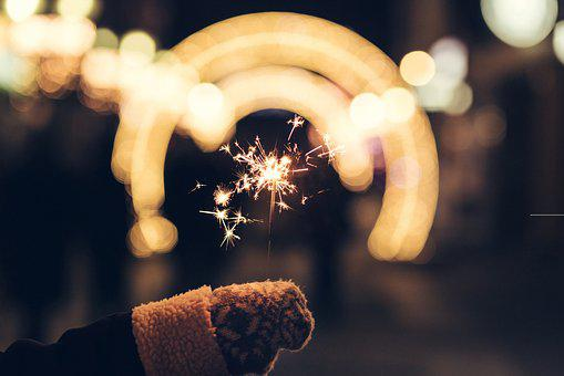City, Architecture, Adult, Bokeh, Celebrations