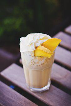 Food, Drinks, Cafe, Coffee, Cold, Cool, Cream, Drink