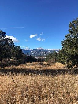 Estes, Park, Colo, Colorado, Mountain, National, Rocky