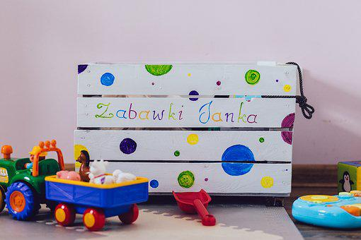 Animals, Baby, Bear, Box, Boy, Child, Color, Colorful