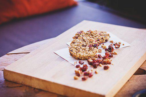 Food, Drinks, Crumble, Crumbling, Cutting Board