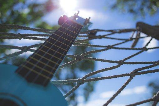 Calm, Green, Hammock, Holiday, Instrument, Life