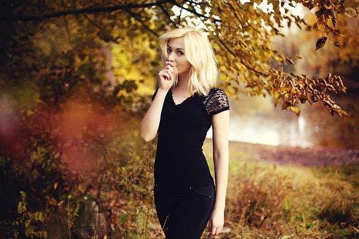 Girl, Blonde, Nature, Youth, Beauty, Beautiful Girl