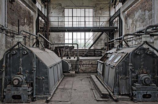 Lost Place, Peenemünde, Power Plant, Industrial Plant