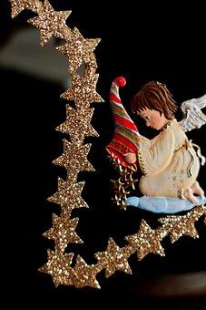 Deco, Sterntaler, Star, Fairy Tales, Fantasy, Dream
