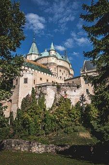 Bojnice, Bojnice Castle, Lock, Fairy Tale, Slovakia