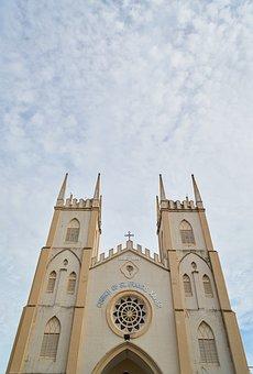 Church, Building, Religion, Architecture, Peace, City