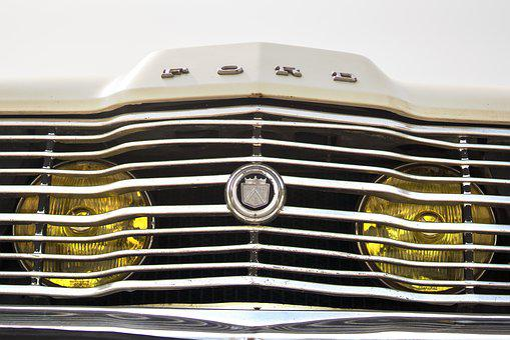 Car, Headlights, Car Headlight, Ford, Auto, Automobile