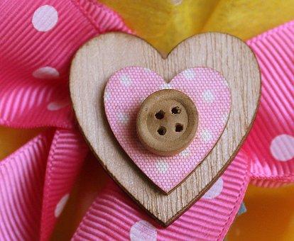 Heart, Decoration, Decorative Elements, Valentine's Day