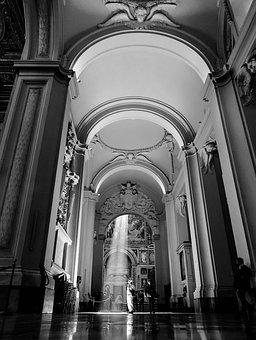 Rome, Lazio, Italy, San Giovanni In Laterano, Basilica