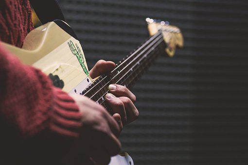 People, Electric, Fender, Guitar, Hand, Hands, Man