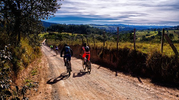 Road, Path, Interior, Cycling, Bike, Sky, Cloud