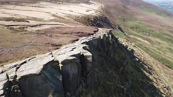 Dovestone, Uk, Tourism, Landscape, England, Nature