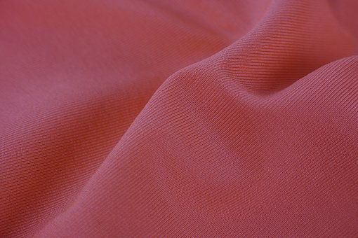 Pink, Fabric, Textile, Abstract Pattern, Vivid Color