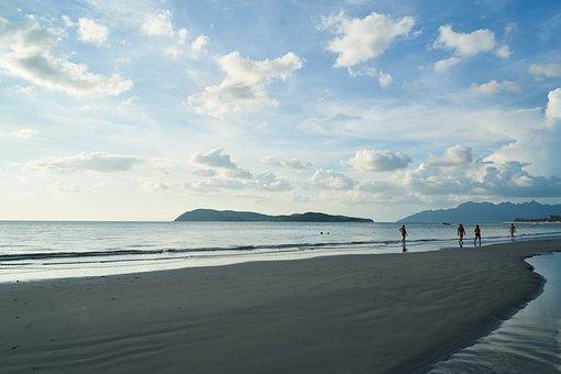 Beach, Ada, Landscape, Wallpaper, Sand, Tourism, Blue