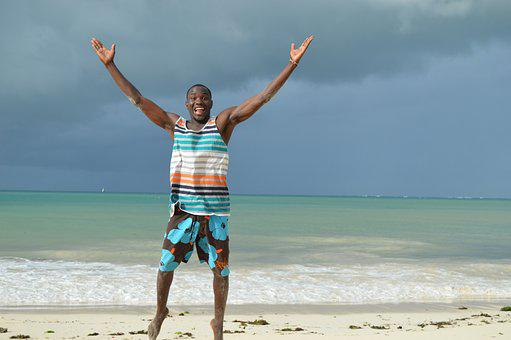 Kenya, Coast, Sea, Summer, Water, Vacation, Beach