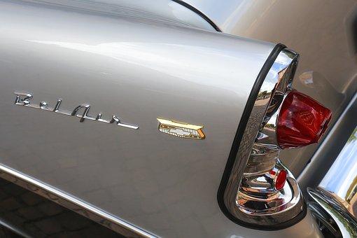 Oldtimer, Auto, American Car, Historically, Nostalgia