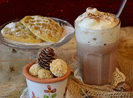 Chocolate, Cocoa, Hot, Milk Foam, Benefit From