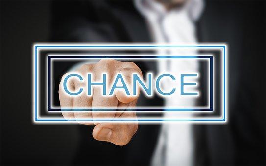 Chance, Opportunity, Change, New Beginning, Orientation