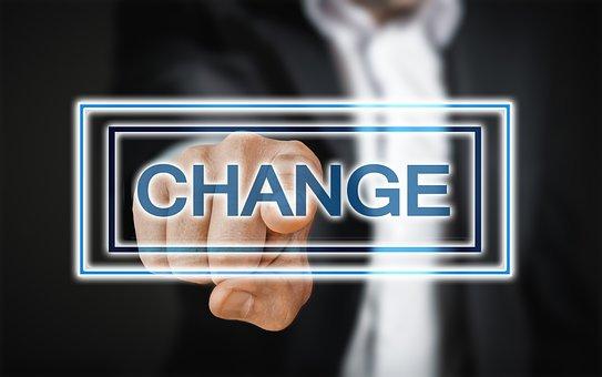Change, New Beginning, Orientation, Turn On, Turn Off