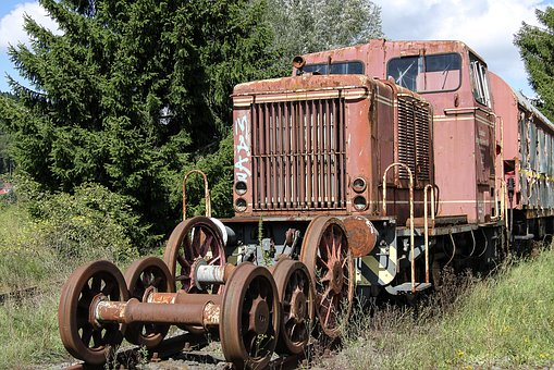 Loco, Old, Stainless, Locomotive, Historically