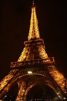 Paris, French, Torre, Architecture, History, Downtown