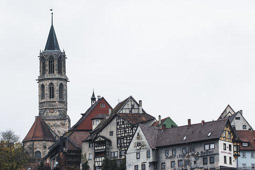 Rottweil, City, Baden Württemberg, Southern Germany