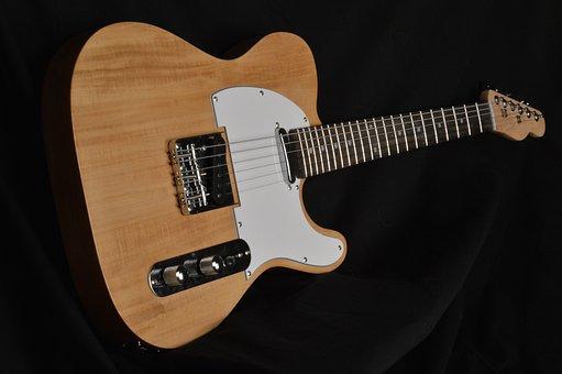 Guitar, Telecaster, Basswood