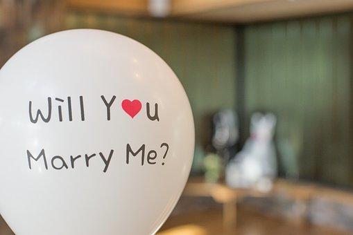 Marry, Bride, Groom, Wedding, Marriage, Love, Couple