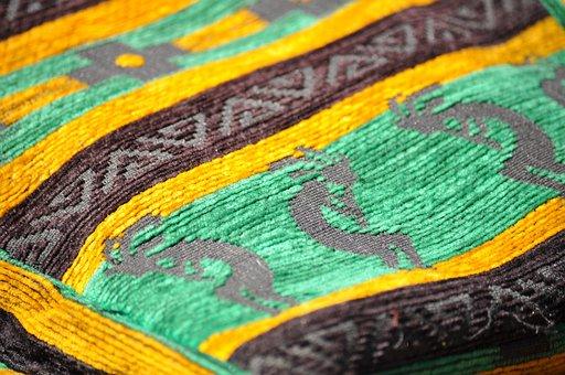 Fabric, Fashion, Embroidery, Patterns, Fact