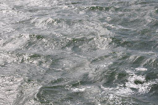 Sea, Lake, Wave, Abstract, Background, Gentle, Texture